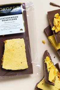 KOKO Leatherwood  Honeycomb Bar 100G