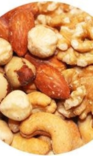 Nuts Deluxe Roast Salted