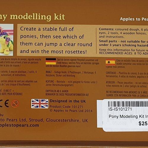 Pony Modelling Kit In A Tin