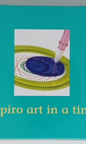 Spiro Art Kit In A Tin