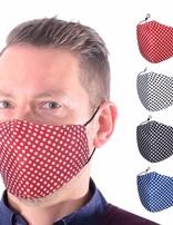 MaskIT  Tie Polk a Dot