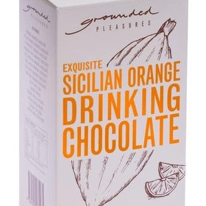 GPC Sicilian Orange Infused Chocolate 200g