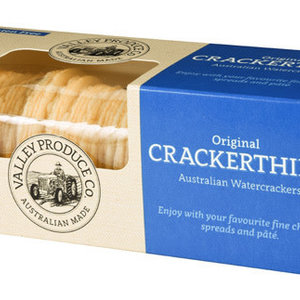 Valley Cracker Thins Gluten Free Origona