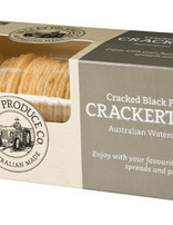 Valley Cracker Black pep Thins Gluten F
