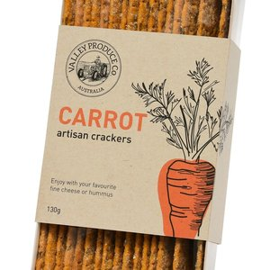 Valley Produce Artisan Flatbread Carrot