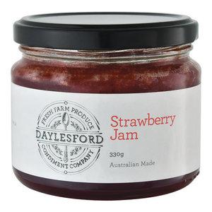 Daylesford Jam Strawberry 330g