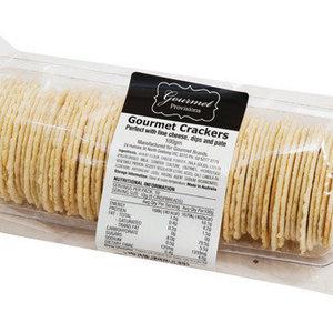 Gourmet Provisions Crackerthins Plain
