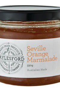 Daylesford Jam Orange Marm 330g