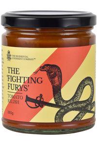 Trcc The Fighting Furys Tomato Relish