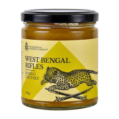 Trcc West Bengal Rifles Mango Chutney