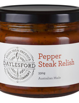 Daylesford Pepper Steak Relish 330g