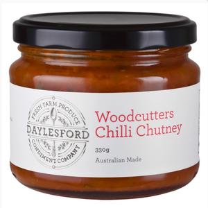 Daylesford Woodcutters Chilli Chutney 33