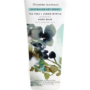 EA Hand Cream Tea Tree & Lemon 100g