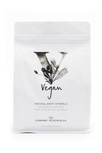 EA Vegan Bath Salts Geranium & Clary Sage 1