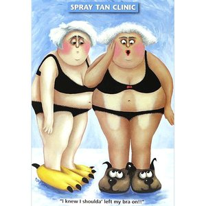 SJ Spray Tan Card