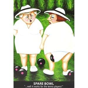 SJ Spare Bowl Card