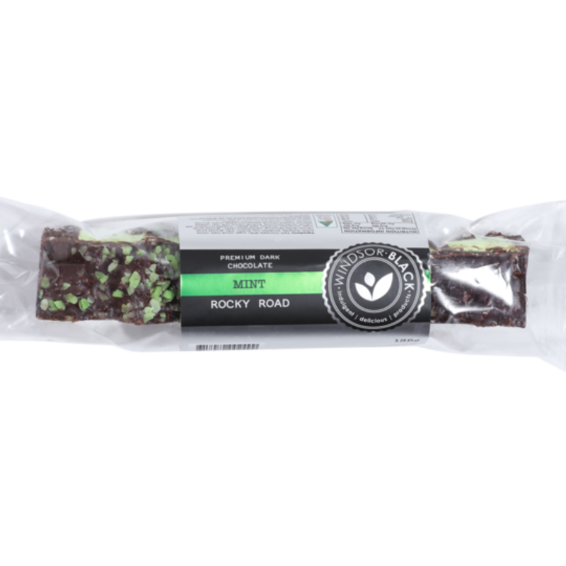 Rocky road Dark Choc Mint 135g