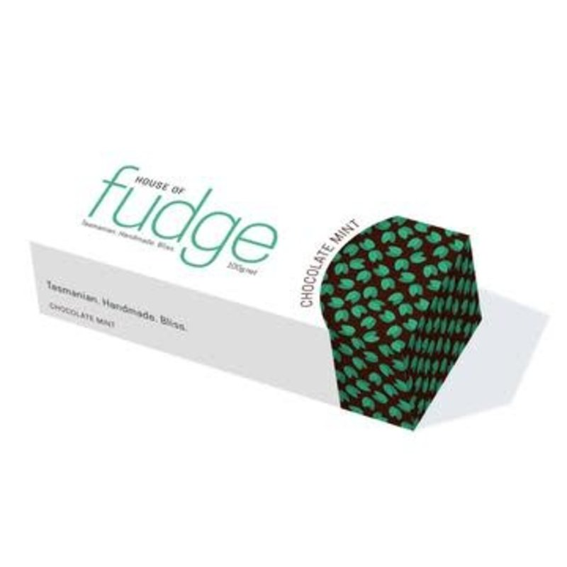 HOF Chocolate Mint Fudge