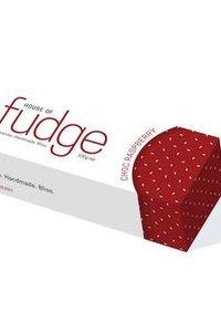 HOF Chocolate Raspberry Fudge