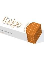 HOF Salted Caramal Fudge