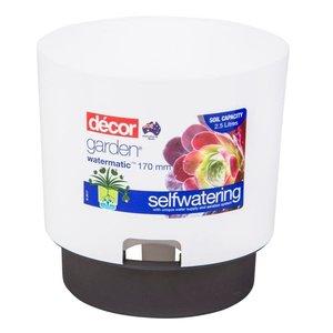 Watermatic Pot white