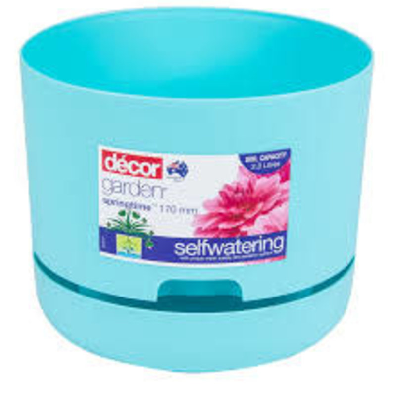 Watermatic Pot Coastal Teal 21cm