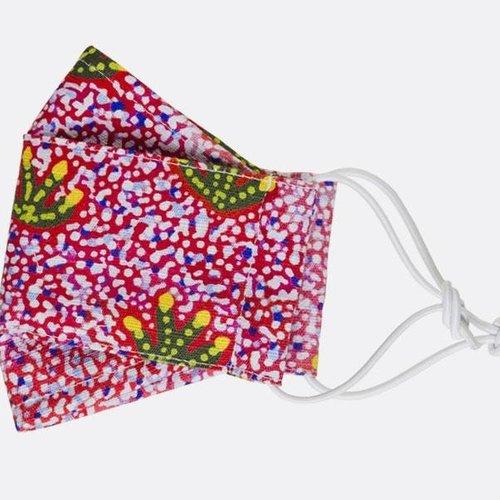 APD Alana Holmes Fabric Mask Au Made