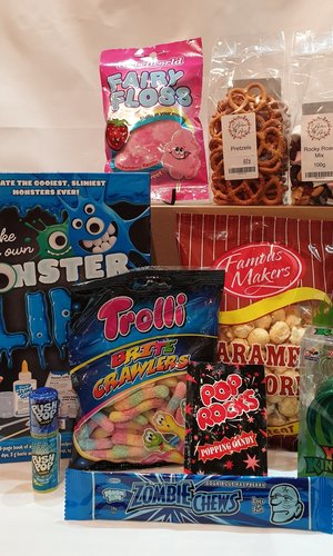 RNR Kids fun and snack Hamper
