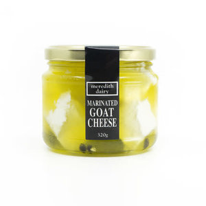 CCC 320g Meredith Dairy Marinated Goat Cheese
