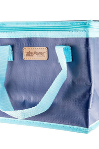 RNR Blue Takeaway Lunch Bag