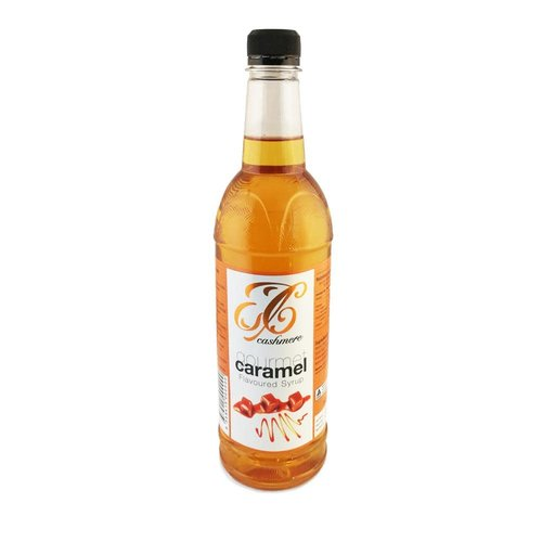 RSC Cashmere Syrup Caramel 750ML