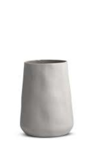 MF Tulip Vase Dove Gray Medium