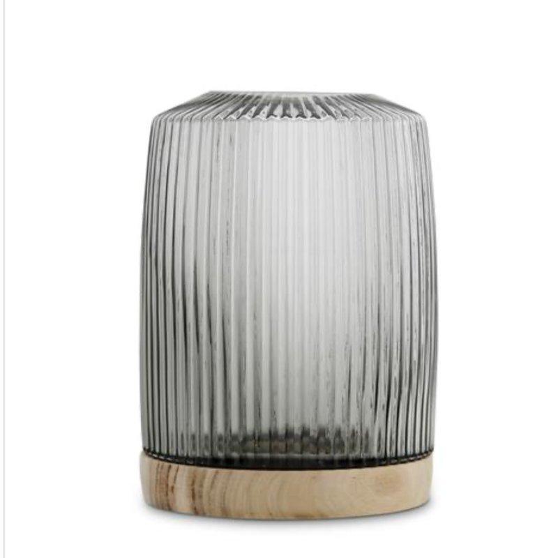 MF Pleat Vase Storm Xl
