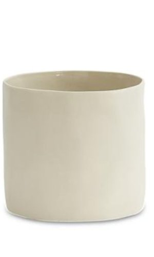 MF Cloud Vase Chalk White Large