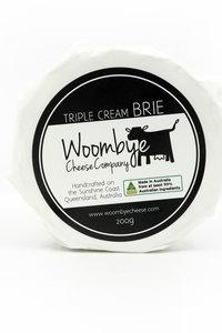 CCC 200g Woombye Tripple Cream Brie
