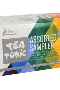 TT Tea Sampler 32 Tea Bag Box