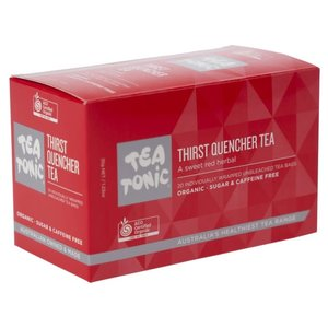 TT Thirst Quencher Tea 20 Tea Bag Box