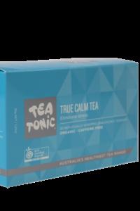 TT True Calm Tea 20 Tea Bag Box