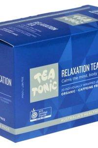 TT Relaxiation Tea 20 Tea Bag Box