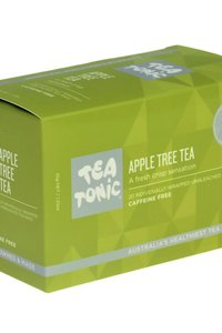 TT Apple Tea 20 Tea Bag Box