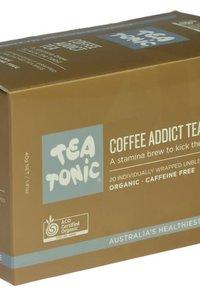 TT Coffee AddictTea 20 Tea Bag Box