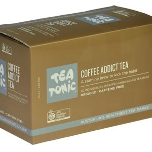 TT Coffee AddictTea 20 Tea Bag Box