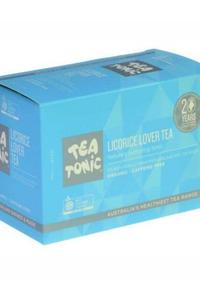 TT Licorice Lover Tea 20 Tea Bag Box