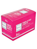 TT Turmeric, Beetroot, Ginger Tea 20 Tea Bag Box