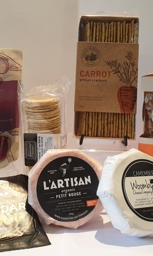Entertainer Cheese Hamper