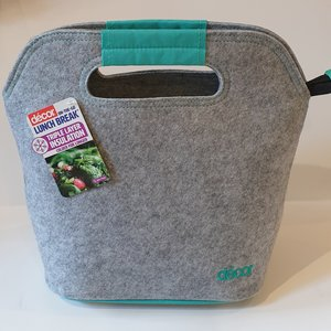 Decor Felt Tote Lunch Bag