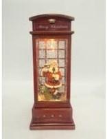 CCI Telephone Booth Santa