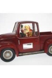 CCI Red Ute Santa