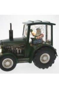 CCI Tractor Santa