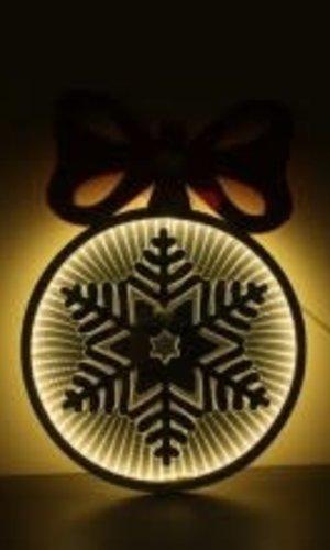 CCI Infinity Ball With Snowflake